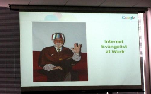 Internet-evangelist
